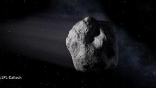 英語 小惑星